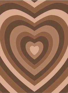 Hippie Wallpaper, Brown Wallpaper, Heart Wallpaper, Iphone Background Wallpaper, Pastel Wallpaper, Aesthetic Iphone Wallpaper, Aesthetic Wallpapers, Trendy Wallpaper, Cute Backgrounds