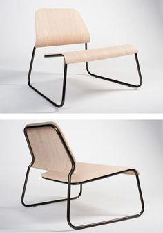 Månedens design: Åsmund Wivestad Engesland : BAU. Lounge chair | Sumally