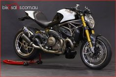 2015 Ducati Monster 1200 S ABS