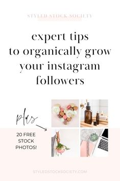 Best tips for how to grow your Instagram followers to get more potential clients and customers. #instagram #socialmedia #socialmediastrategy Instagram Story Ideas, Instagram Tips, Free Instagram, Social Media Tips, Social Media Marketing, Digital Marketing, Content Marketing, Business Tips, Online Business