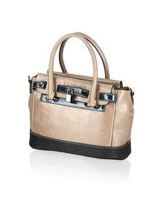 Lazzarini City Bag camel kombiniert | City Bags | HUMANIC Taschen Online Shop | 6-11-12-1423-8