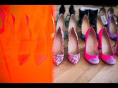 I want...ALL of these gorgeous shoes!