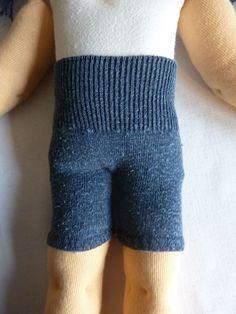 Nähanleitung Puppenzeug für Waldorfpuppen