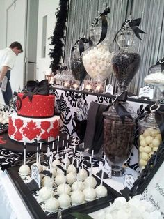 damask party ideas | Damask Party theme