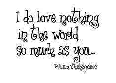 Love Quotes Pictures Images Free 2013: Shakespeare Love Quotes