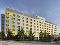 Athens Holiday Inn Athens Attica Av, Airport W. Greece, Europe Located in Athens International Airport, Holiday Inn Athens Attica Av, Airport W. is a perfect starting point from which to explore Athens. The hotel offers guests a range of services and amenities designed to provide comfort and convenience. Take advantage of the hotel's free Wi-Fi in all rooms, 24-hour front desk, facilities for disabled guests, luggage storage, room service. Some of the well-appointed guestrooms...