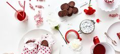 Not found 404 - Fazer Panna Cotta, Red And White, Picnic, Baking, Cake, Ethnic Recipes, Desserts, Party Ideas, Food