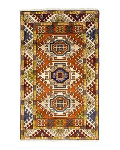 "Serapi Vibrance Collection Oriental Area Rug, 3'1"" x 5'1"""