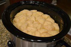 Crockpot Chicken n' Dumplings  *A New Family Favorite :)