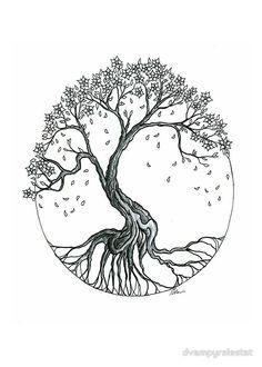 Image result for pretty tree of life tattoo