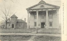 Old Halifax Courthouse