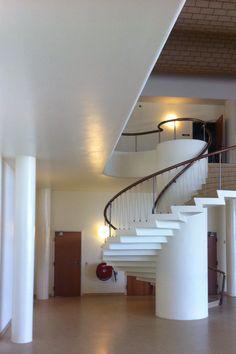 spiral stair from copenhagen