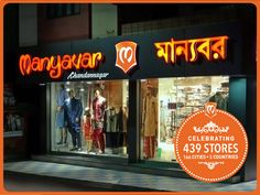Namaskar #Chadannagar, our 166th city and 26th store in West Bengal of the finest #celebration #wear