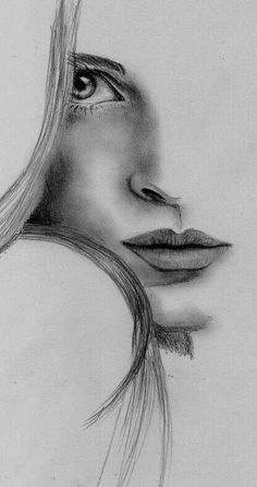 35 Best Ideas For Drawing Disney Easy Sketches Cartoon Chara Abstract Pencil Drawings, Pencil Drawings Of Girls, Pencil Portrait Drawing, Girl Drawing Sketches, Dark Art Drawings, Girly Drawings, Art Drawings Sketches Simple, Sketch Painting, Realistic Drawings