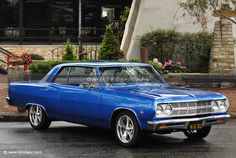 1965 Chevy Malibu SS - My favorite CAR!!!!