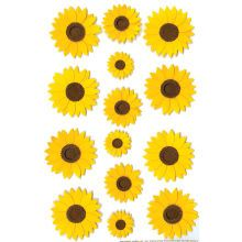 Martha Stewart Crafts Stickers, Sunflower