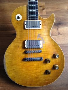 Peter Green's Gibson Les Paul