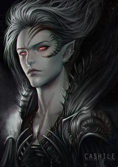 Vampire by Cashile on deviantART