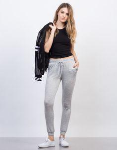 Simple Jogger Pants