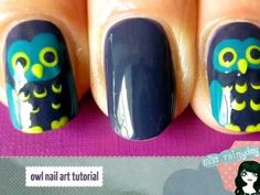I would love to do these and other nail designs for people; to practice