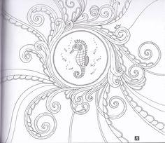 Иллюстрация 26 из 34 для Затерянный океан - Джоанна Бэсфорд | Лабиринт - книги. Источник: Грабарева  Анастасия