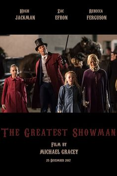 #hugh_jackman becomes a legend in  the #first_trailer for #the_greatest_showman