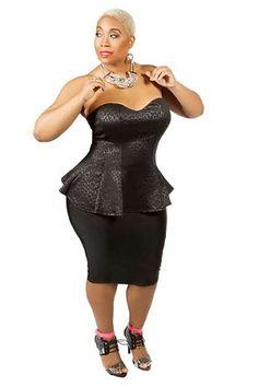 Shine Nylon High Waist Skirt