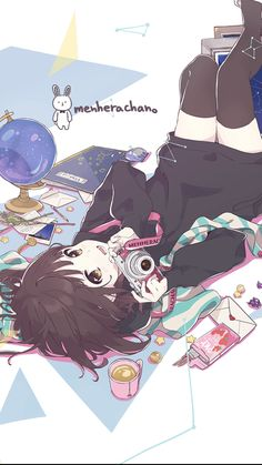 New line art manga animation 70 Ideas Anime Girl Cute, Kawaii Anime Girl, Anime Art Girl, Beautiful Anime Girl, Anime Love, Anime Girls, Anime Neko, Anime Manga, Manga Girl