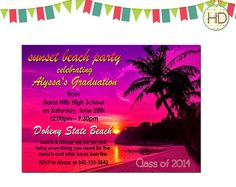 24 best graduation invitation images on pinterest college