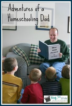 Adventures of a Homeschooling Dad
