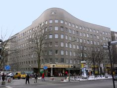 Clásicos de Arquitectura: Residencia Schlesisches Tor (Bonjour Tristesse),© via Wikipedia Commons
