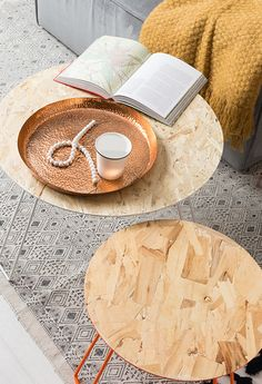 chipboard coffee table