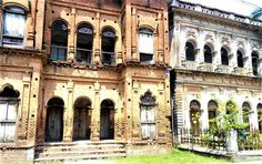Panam City is one of the 100 Destroyed Historic Cities in the World. World Monument Fund enlisted Panam Nagar in the list of 100 worl. Archaeological Discoveries, Archaeological Site, Ruined City, Ancient History, Mansions, House Styles, World, Building, Nature