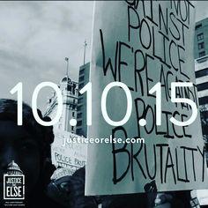 #justiceOrElse #Farrakhan justiceorelse.com #WelcomeToDC 10/10/15