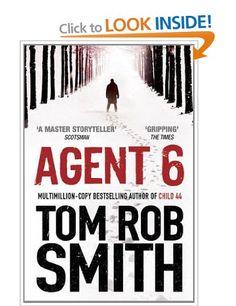 Agent 6: Tom Rob Smith