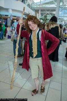 Bilbo Baggins | Denver Comic Con 2013 - Saturday
