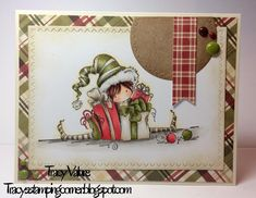Merry Christmas by Scrapgirl1210 - Cards and Paper Crafts at Splitcoaststampers