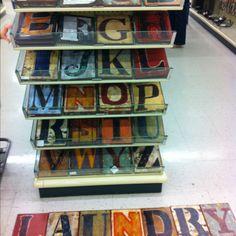 Laundry room? - Hobby Lobby