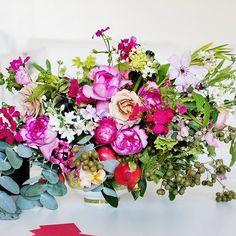Kiana Underwood | Tulipina | Floral Designer #tulipina August #2015