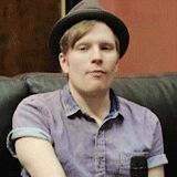 gorgeous fob fall out boy Patrick Stump Facial Expressions