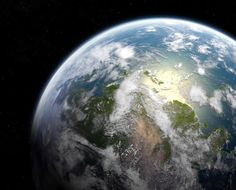 Amazing Earth from space