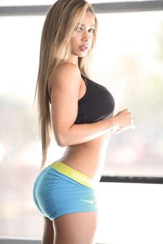 Lais deLeon - ah now I know who the model for most of those squat pins is lol very noice