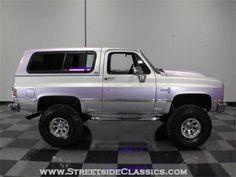 1986 k5 Chevy Blazer