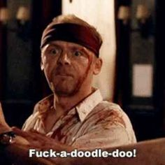 """The One Thing You Never Noticed In """"Shaun Of The Dead'"""