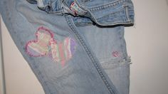 Creative patching ideas for holes in jeans