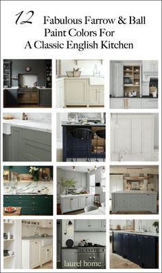12 Farrow and Ball K