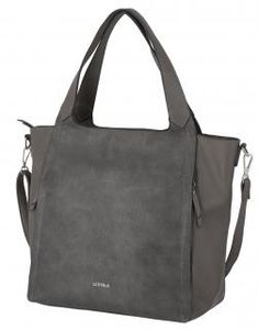 Lichtblau Shoppertasche darkgrey Galini dunkelgrau - Bags & more Shopper, Fashion, Artificial Leather, Handbags, Blue, Moda, Fashion Styles, Fashion Illustrations
