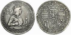 Maximilian I (1459-1519), Guldiner, no date (1500-1506), Hall, Königsguldiner.