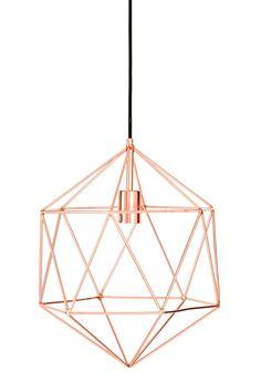 Copper Pendant Light Fixture | HauteLook