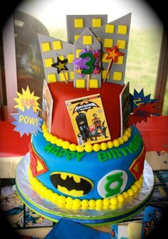 justice league birthday parties - Google Search